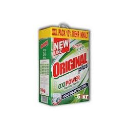Бесфосфатный стиральный порошок Original Oxi Power Plus 5 кг