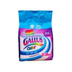 Немецкий стиральный порошок Gallus uniwersalny 2,8 кг