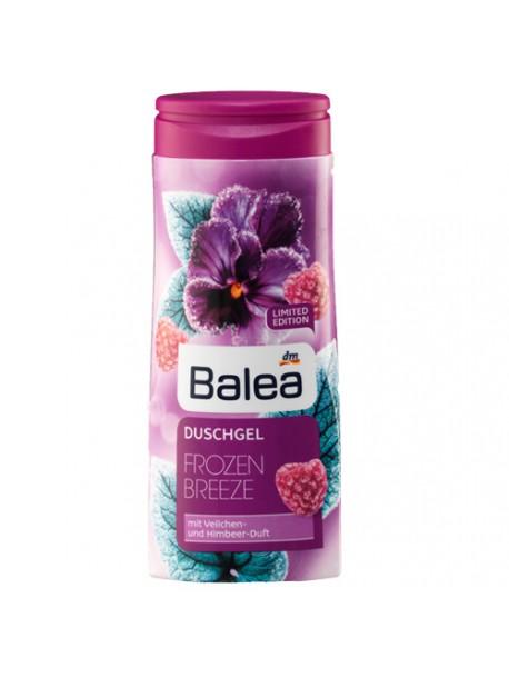 Balea Frozen brezze гель для душа(малина и фиалка)-300мл