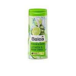 Balea крем-гель для душа    LIMETTE + ALOE VERA 300мл -
