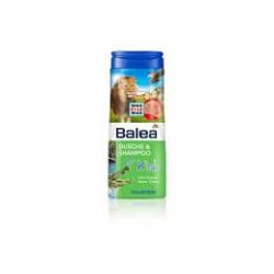 Balea dusche&shampoo-детский шампунь+гель для душа
