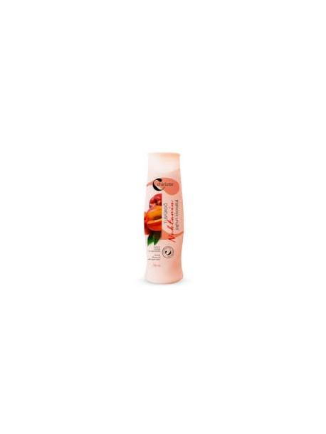 Charlotte крем-гель для душа с маслом персика-750мл