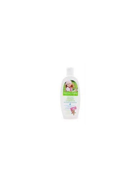 Mama&baby organics-детский мягкий шампунь-300мл