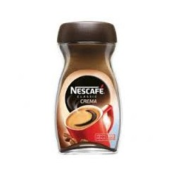 Nesscafe Classic Crema-растворимый кофе-200г