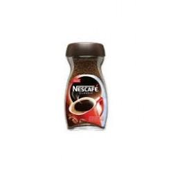 Nescafe Classic-растворимый кофе(стеклянная банка)-200г