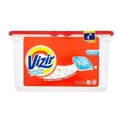 Vizir Fresh Flowers-универсальные капсулы для стирки 42шт