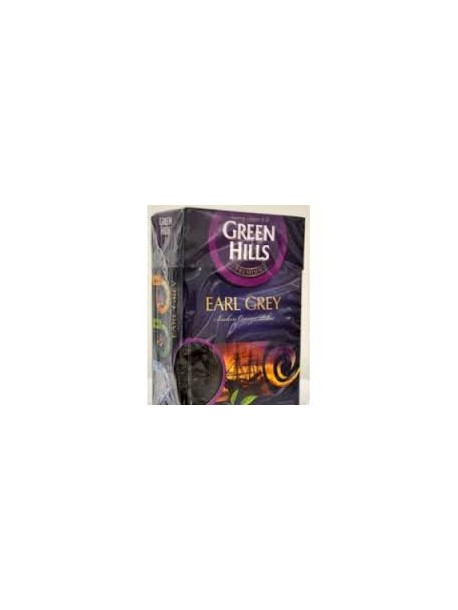 Чай листовой Green Hills Earl Grreyi 100г.