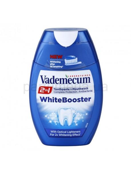 Vademecum зубная паста-75мл