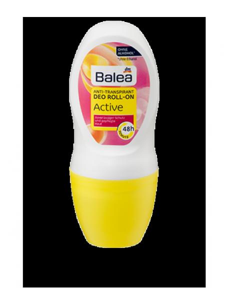 Balea Anti-Transpirant дезодорант женский-50мл.