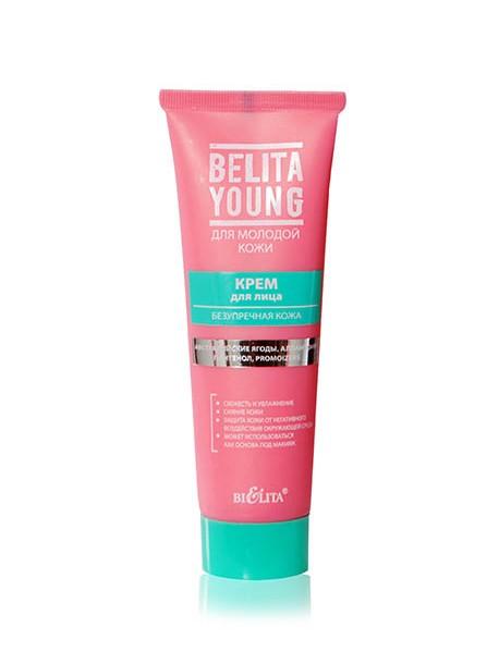 Belita Young крем для лица Безупречная кожа