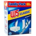 W5-таблетки для посудомоечных машин-60шт
