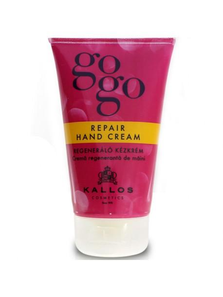 Gogo-восстанавливающий крем для рук-125мл