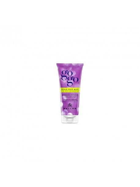 Gogo-восстанавливающая маска для волос-200мл