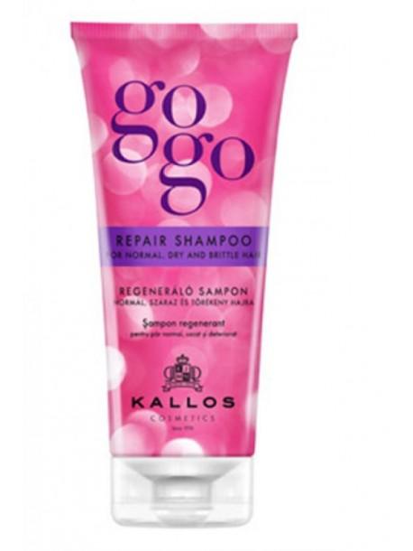Gogo-восстанавливающий шампунь для волос-200мл