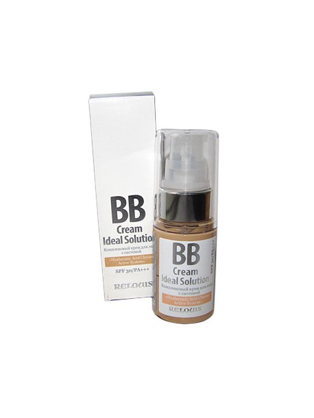 BB Cream-комплексный крем для лица