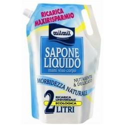 Mil Mil Sapone Liquido-итальянское жидкое мыло