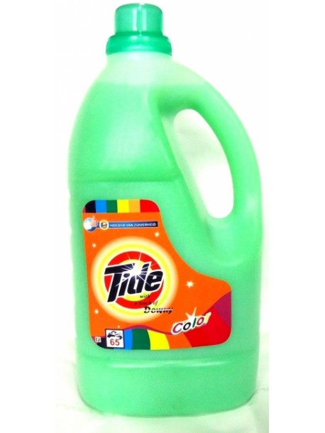 TIDE 4'5 L Color-концентрированное средство для стирки.