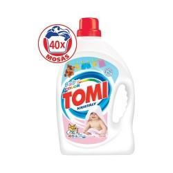 Tomy-бесфосфатный гель для детского белья.