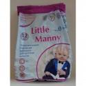 Little Manny от 0+-детский стиральный порошок