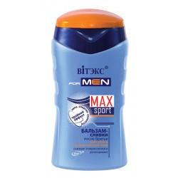 MAXsport Бальзам-сливки после бритья для сухой и чувствительной кожи