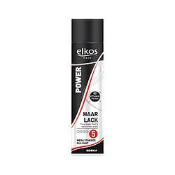 Elkos Power лак для волос №5-400мл.
