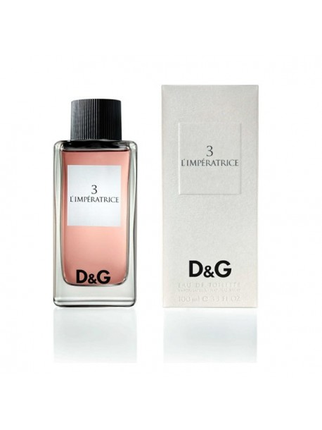 DOLCE & GABBANA Anthology L'Imperatrice 3, EDT