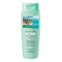 «Косметика Мертвого Моря»:SPA – шампунь Минеральный -400мл