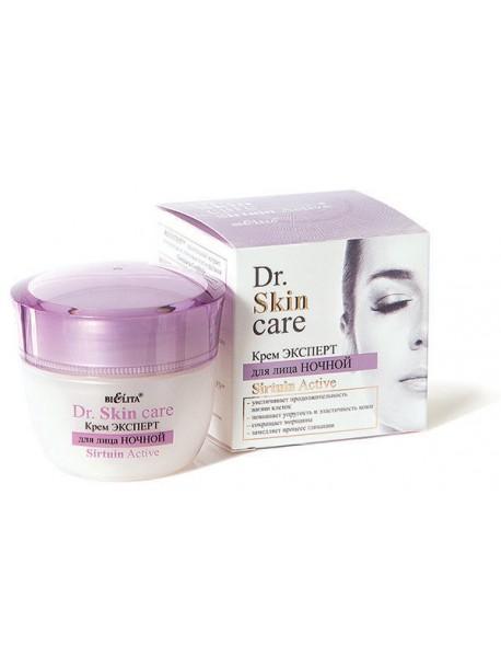 dr.skin care- крем эксперт для лица ночной