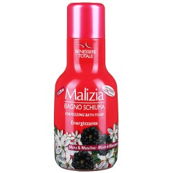 Пена для ванн Malizia Mora&Muschio-Musk&Blackberry 1000мл