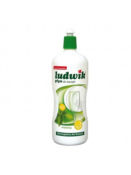 Моющее средство для посуды Ludwik 1л.