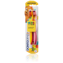 Dontodent Детская зубная щетка для детей от 1 до 7 лет