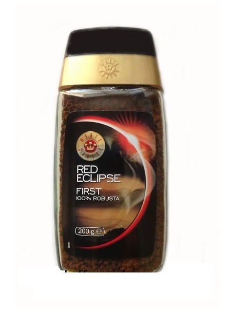 Кофе растворимый Monte Santos Red Eclipse First 100% Robusta