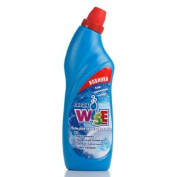 Wise  Гель для чистки туалета «Океан» (750 мл)