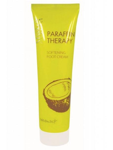 Крем для ног смягчающий ParaffinTherapy Markell