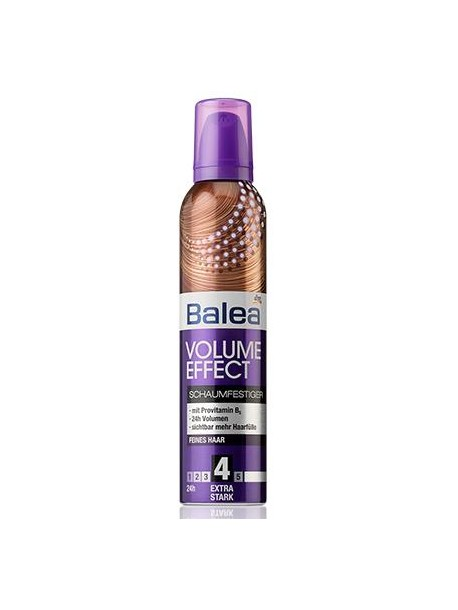 Balea Extra Rower schaumfestiger-пенка для волос
