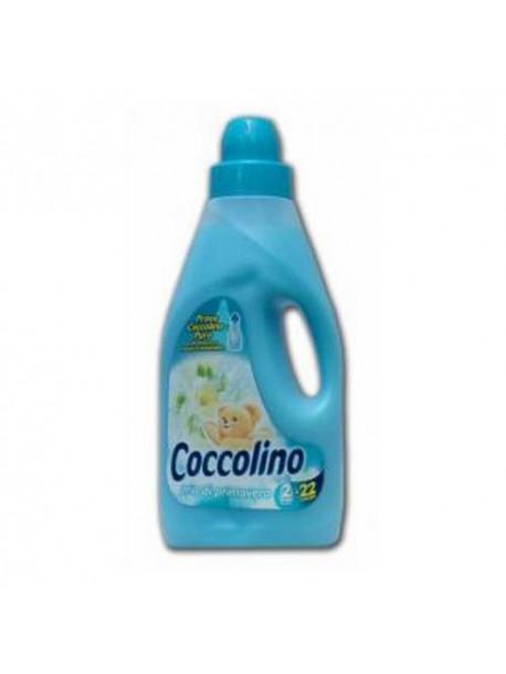 Кондиционер-ополаскиватель Coccolino 2л (green burst)