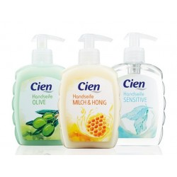Жидкое мыло Cien, 500мл