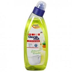 Denkmit WC-reinigel zitrone-чистящее средство для унитаза