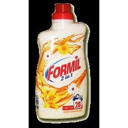 Гель для стирки белья Formil 2в1, 1л, 28 стирок,