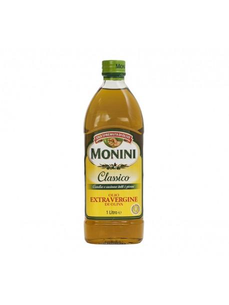 Оливковое масло Monini Classico extra vergine 1.0л.