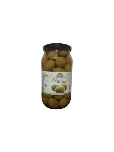 Оливки Vittoria Olive Verdi Dolci Giganti,1кг