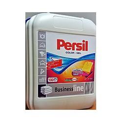 Persil 5L COLOR бесфосфатный гель для стирки.