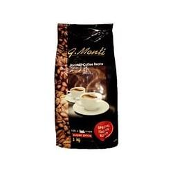 Кофе натуральный в зернах G. Monti (Великобритания), 1 кг