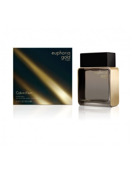 CALVIN KLEIN EUPHORIA GOLD MEN (Кельвин Кляйн Эйфория Голд Мен)