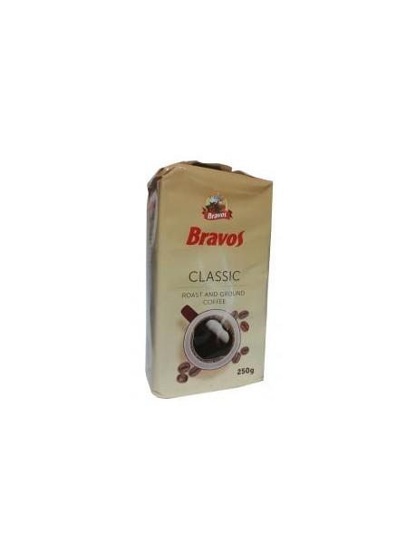 Кофе молотый Bravos Classic, 250г