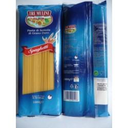 Спагетти твердых сортов Tre Mulini «Spaghetti», 1 кг.
