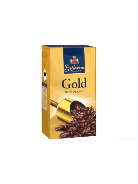 Кофе молотый Bellarom Gold 500г
