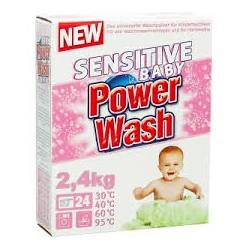 Детский стиральный порошок Power Wash Baby 2.4 KG