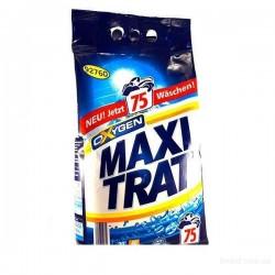 Бесфосфатный стиральный порошок MAXI TRAT 6 кг. 75 стирок. Германия