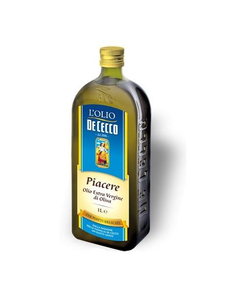 Масло оливковое De Cecco Extra Vergine, Piacere,Италия 1л